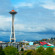 Happy 50th Anniversary Seattle Space Needle