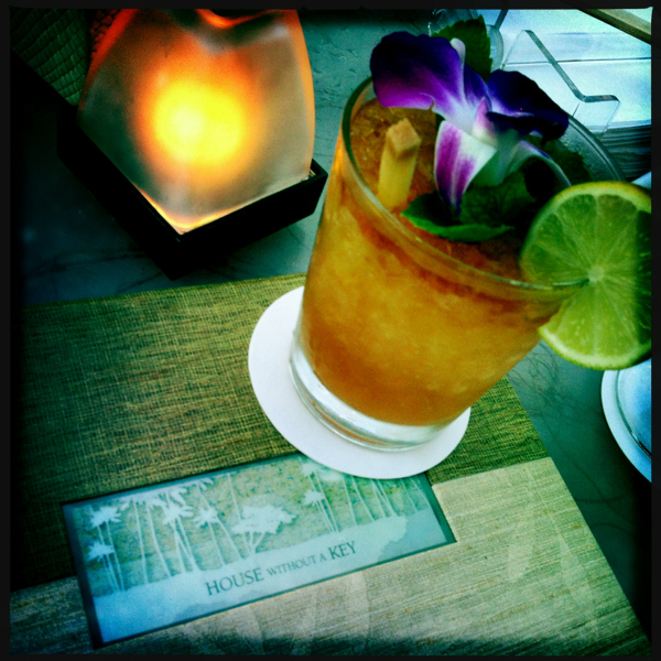 This is the best Mai Tai. Pure quality.