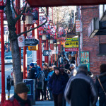 Vancouver Chinatown Streets