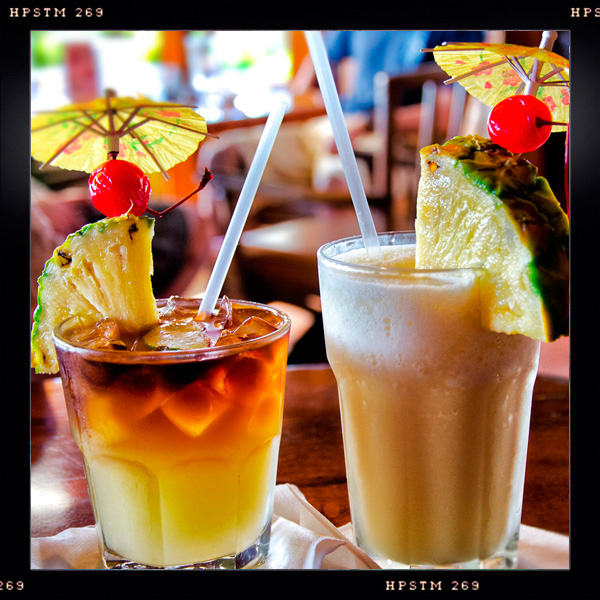 Mai Tai's at La Mariana Tiki Bar - Oahu's Original Tiki Bar