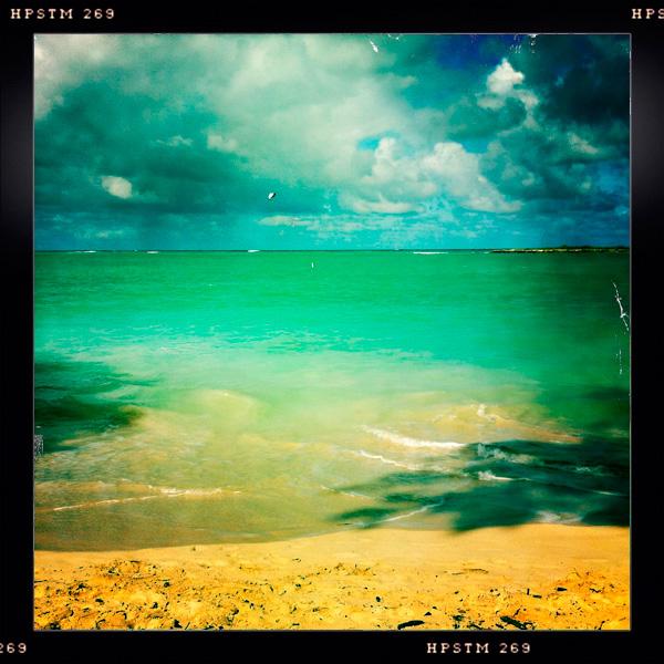 Lanikai Beach, North Shore, Kailua, Oahu, Hawaii