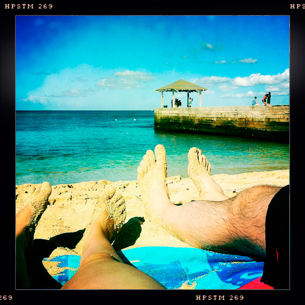 Queen's Beach, Waikiki, Oahu