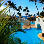 Beautiful Pools at Fairmont Kea Lani Resort in Maui Hawaii
