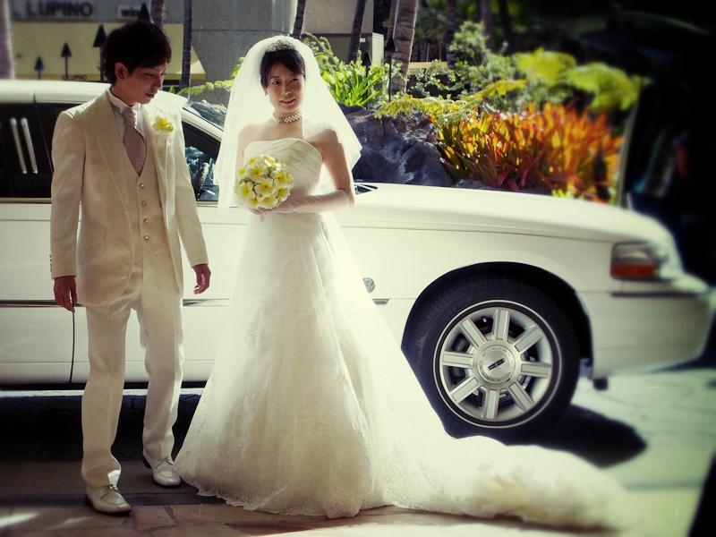 Sheraton Waikiki Bride