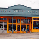 Victrola Roastery and Cafe on E Pike Street, Seattle