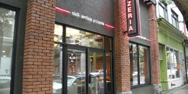 Nicli Antica Pizzeria Vancouver
