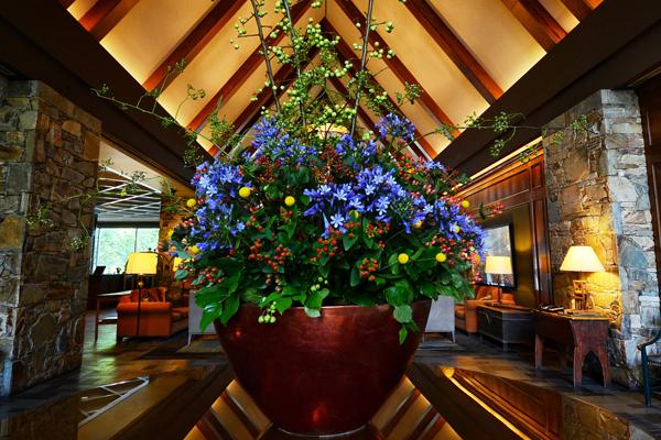 Fairmont Chateau Whistler - Lobby