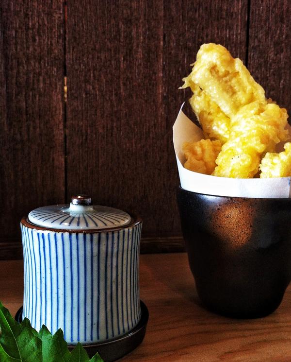 Yuji's From Japan - Corn on the Cob Tempura