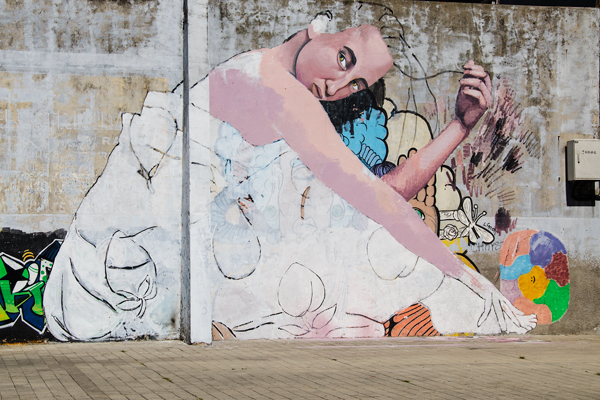 Graffiti Street Art (Photo Credit: BernieFromYVR)