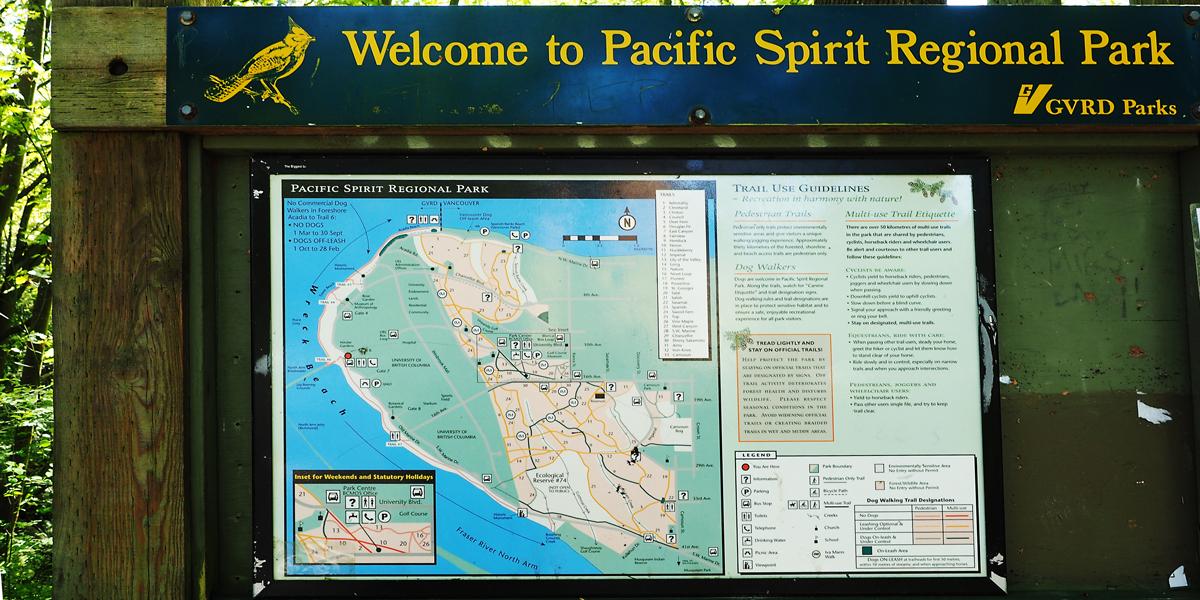 Wreck Beach, Pacific Spirit Regional Park, Vancouver