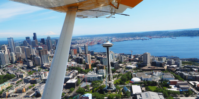 Enjoy the Romance of Flying with a Seaplane Flight from Vi