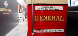 Cool Britannia: London Bus Museum