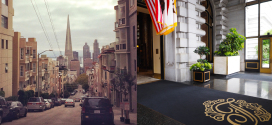 The Fairmont San Francisco in the Heart of the City by the Bay