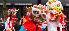 Chinese New Year Parade Vancouver 2015