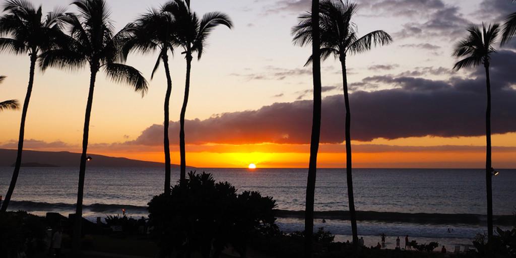 Fairmont Kea Lani Villa - Amazing Sunsets
