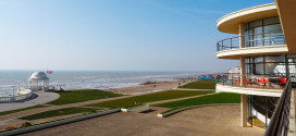 Seaside South England – De La Warr Pavilion