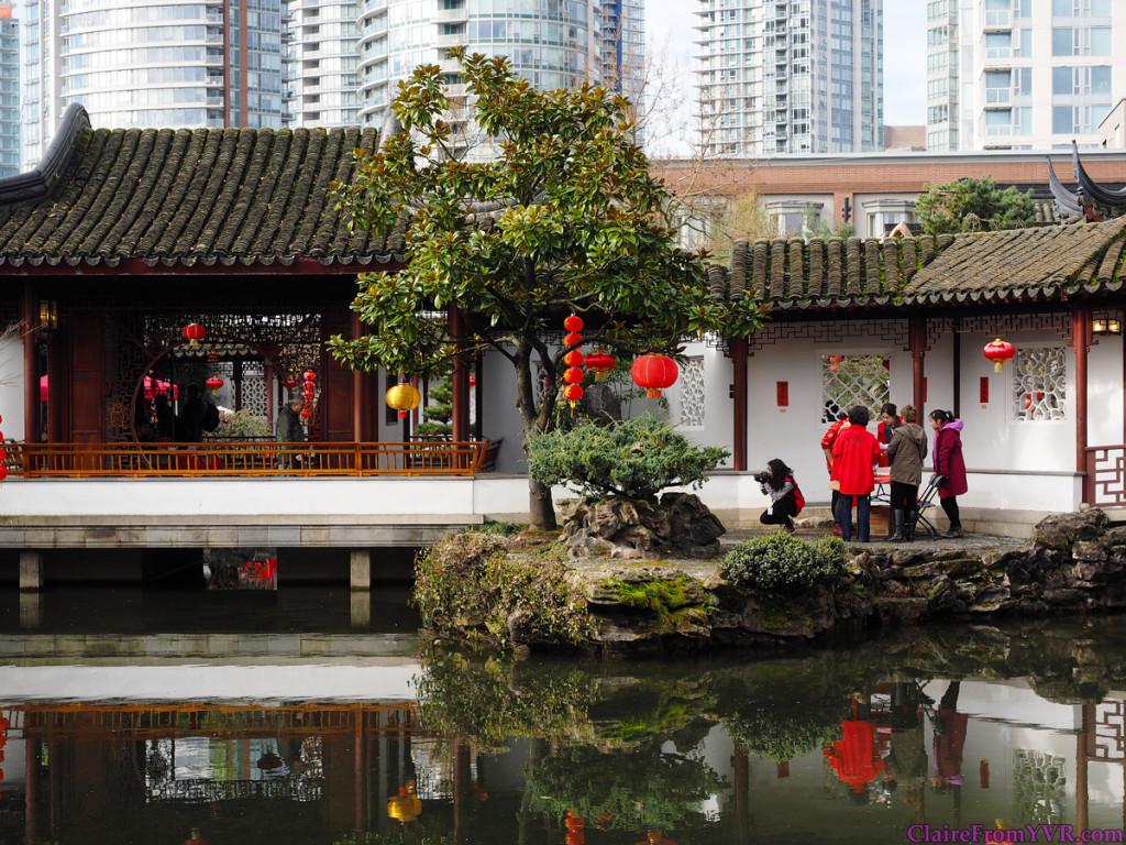 Dr. Sun Yat-Sen Garden - Festival