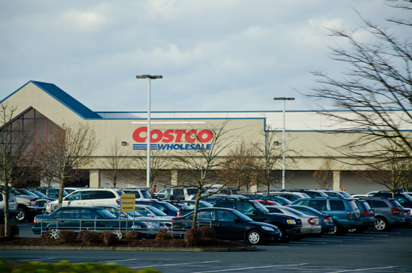 Bellingham, Washington - Costco