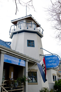 Bellingham, Washington - Visitor's Center