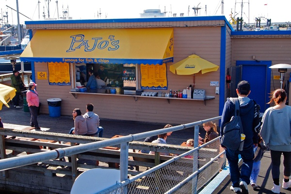Pajo S Tasty Fish And Chips In Steveston Village Richmond