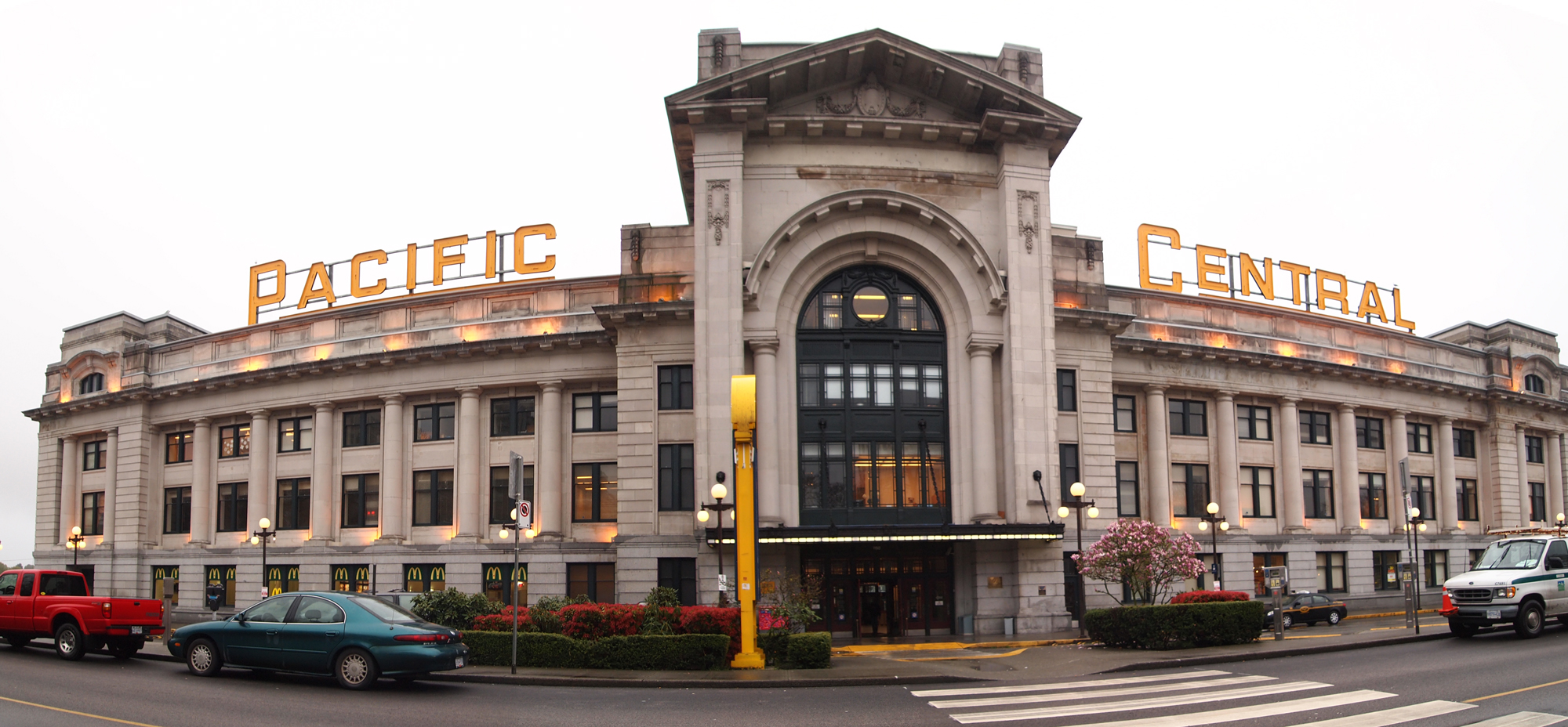 Hotels Near Pacific Central Station Vancouver