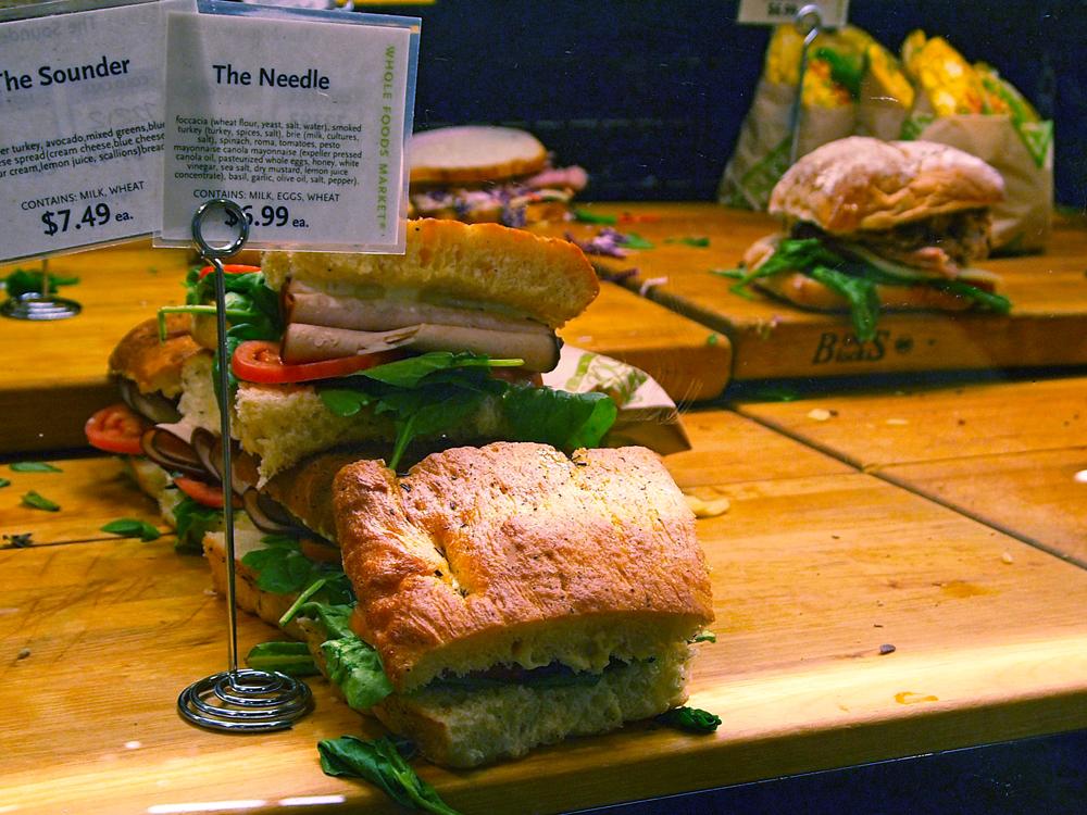 Whole Foods Market in Westlake Seattle