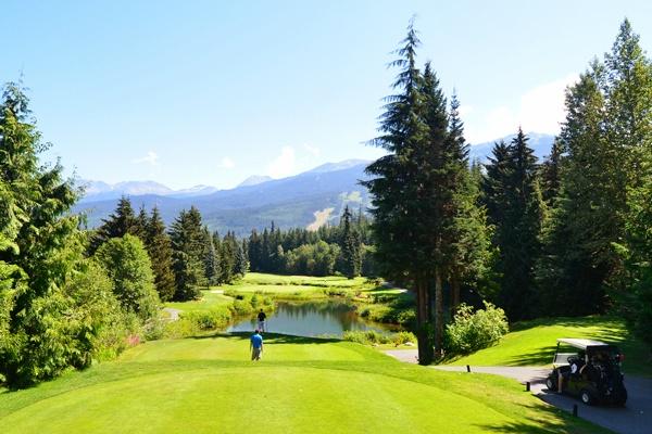 Whistler - Golf