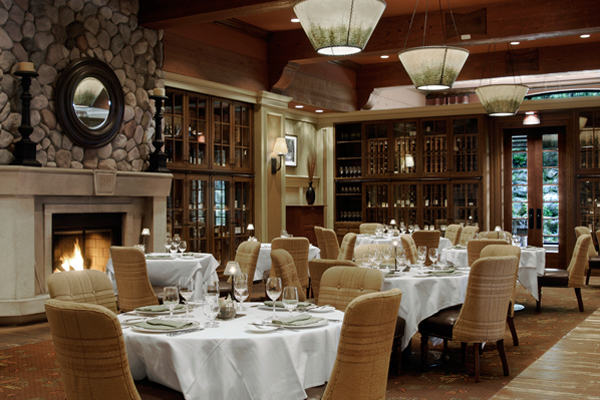 Fairmont Chateau Whistler - Grill Room