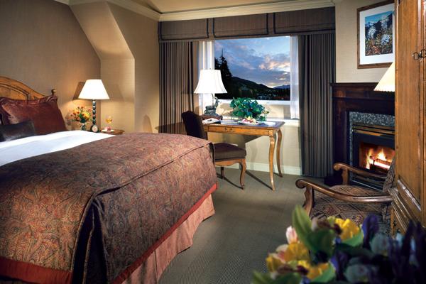 Fairmont Chateau Whistler - Gold Room  (Fairmont.com photo)