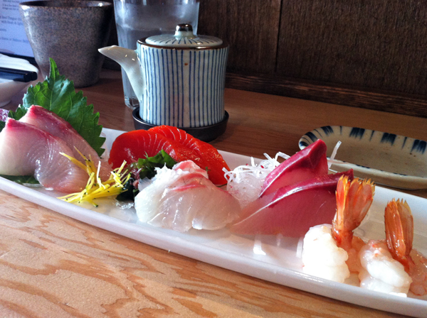 Yuji's From Japan - Sashimi