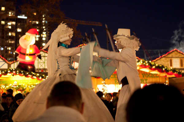 Vancouver Christmas Market - Photo from Vancouver Christmas Market Facebook