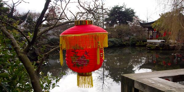 Dr. Sun Yat-Sen Chinese Garden Temple Fair