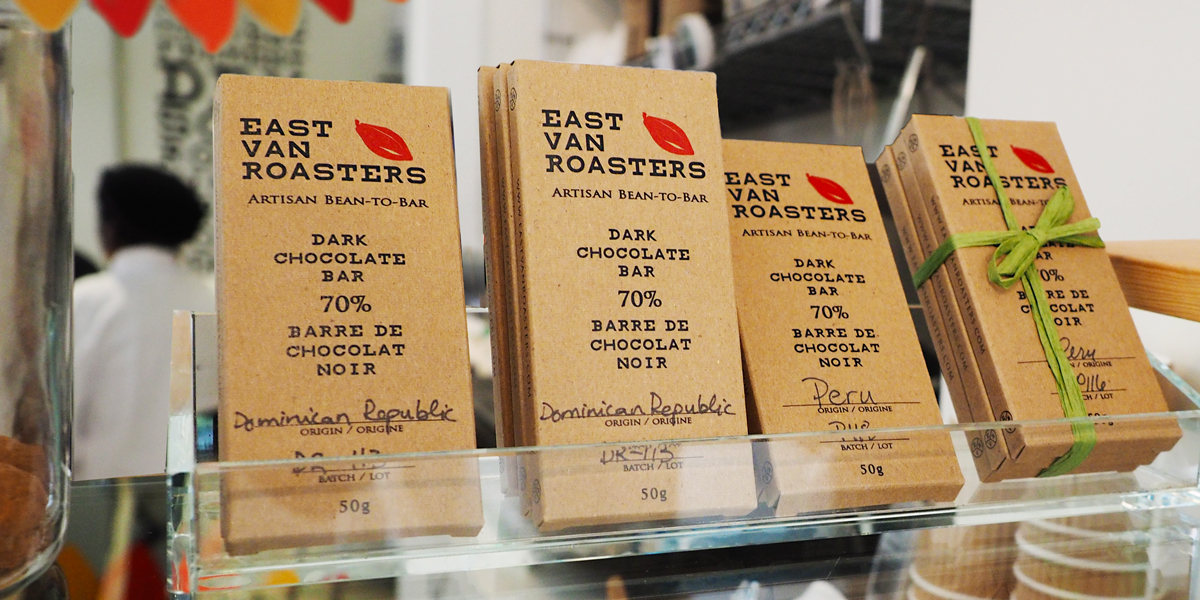 East Van Roasters - Handcrafted Artisan Chocolate