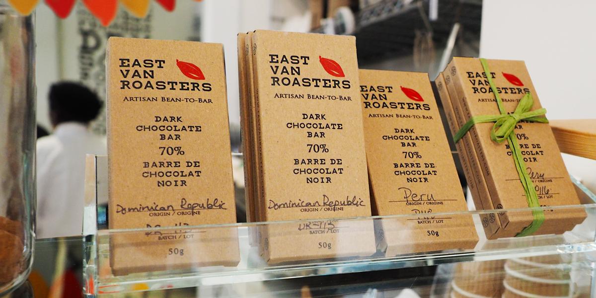 East Van Roasters - Handcrafted Artisan Chocolate