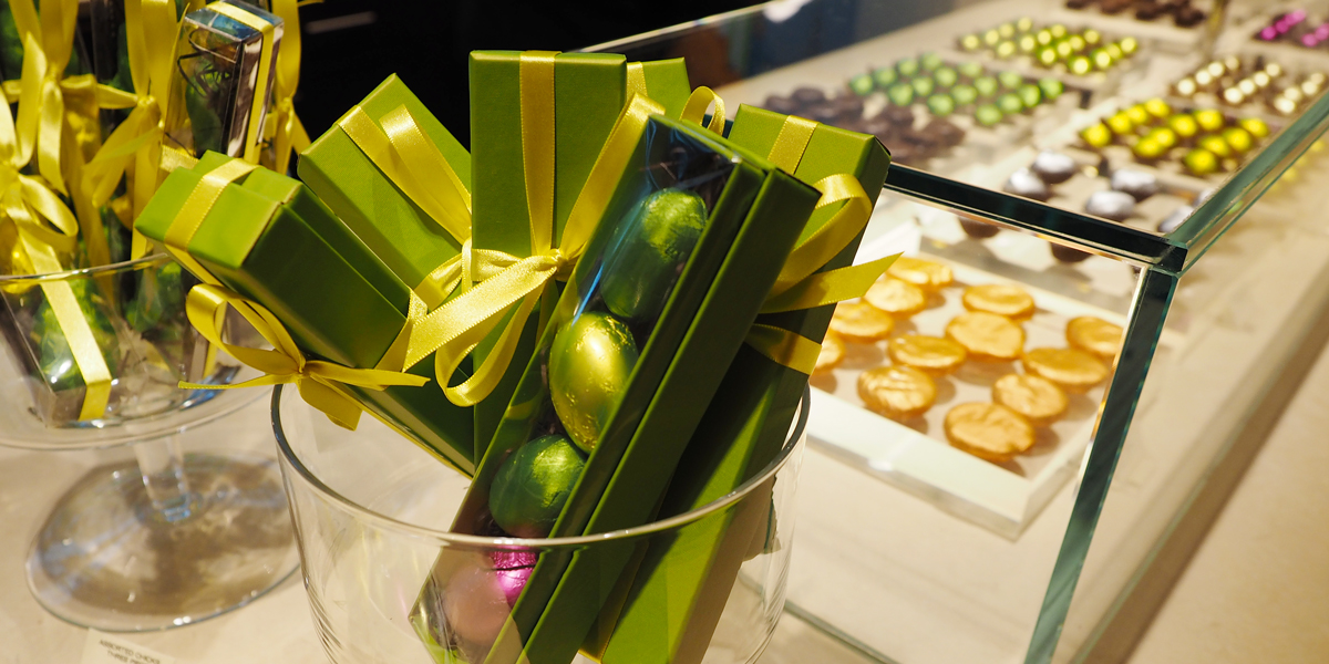 Fran's Chocolates - Downtown Seattle at the Four Seasons Hotel