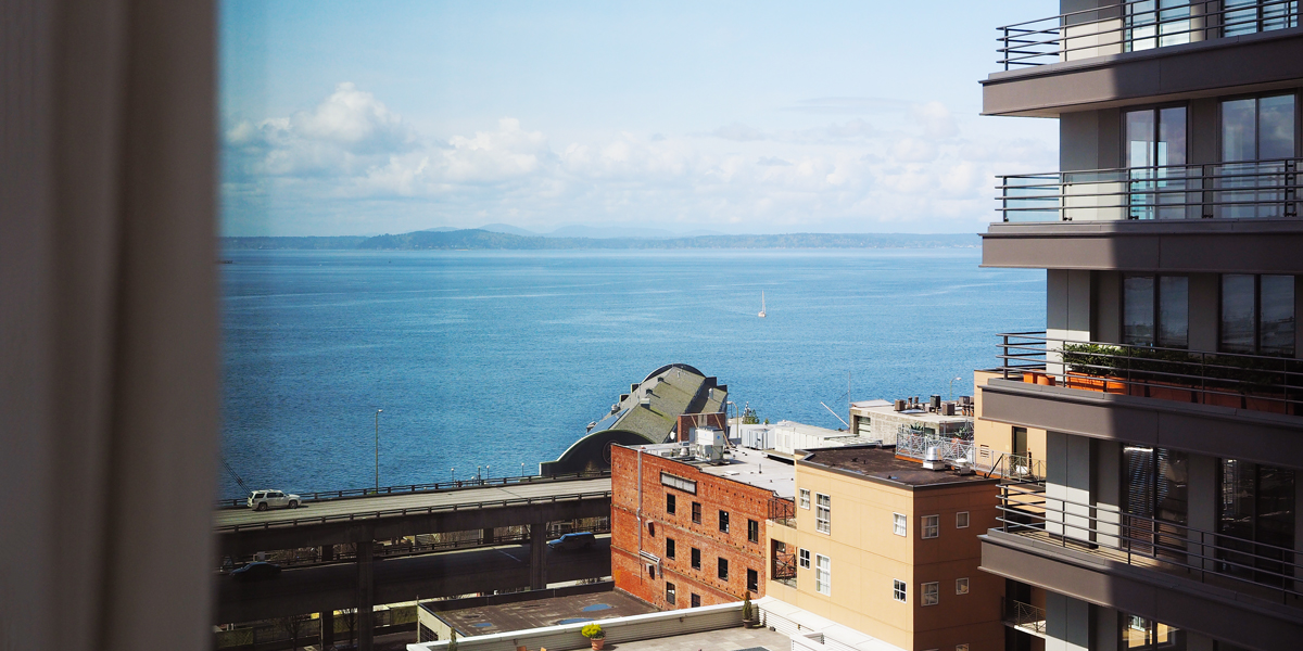 Four Seasons Hotel Seattle - My City View