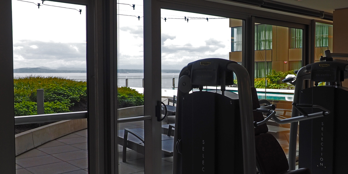 Four Seasons Hotel Seattle – 24-hour Fitness Center
