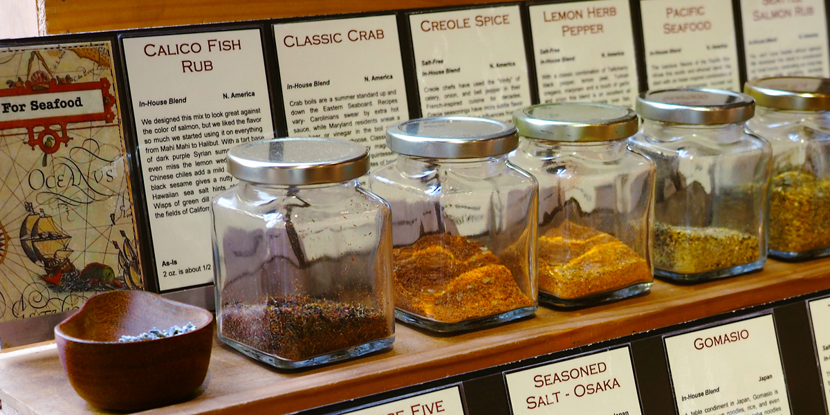 World Spice Merchants - Seattle
