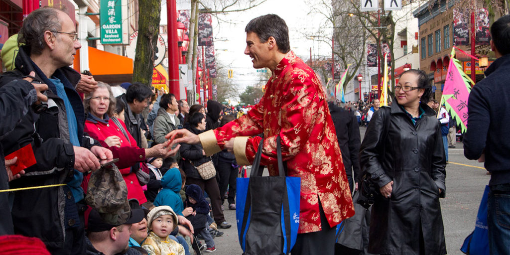 Celebrating 2018 Chinese New Year in Vancouver's Chinatown ...
